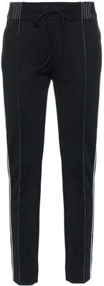 Valentino logo detail track trousers