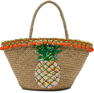 Mystique Pineapple Tote