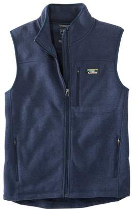 L.L. Bean L.L.Bean Men's Bean's Sweater Fleece Vest