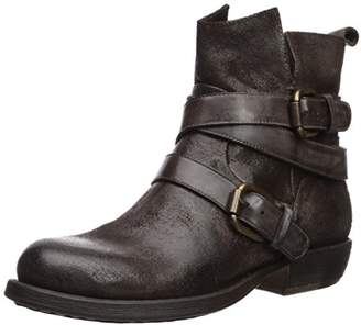 Evado Women's Lia Multi Strap Ankle Boot