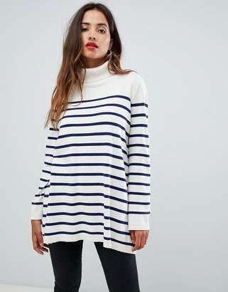 G Star G-Star high neck knit in stripe