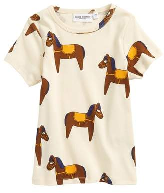 Horse Organic Cotton T-Shirt