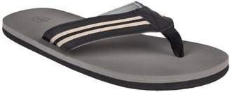 Wembley Grosgrain Men's Thong Flip Flops