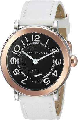 Marc Jacobs Women's Riley Leather Watch - MJ1515