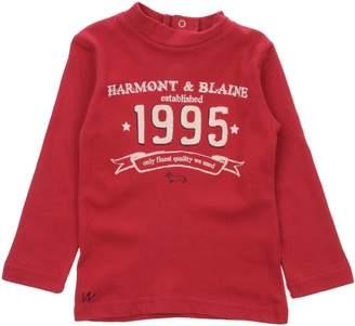 Harmont & Blaine T-shirts - Item 12035059JH