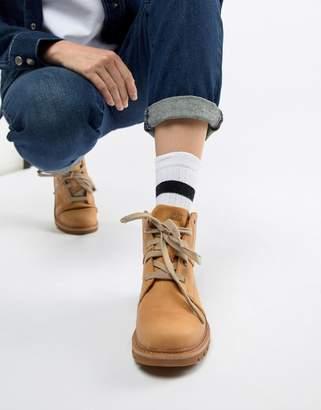 CAT Footwear Caterpillar Faux Fur Lined Boots