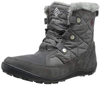 Columbia Women's Minx Shorty Omni-Heat Snow Boot $100 thestylecure.com