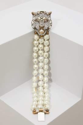 Gucci Pearl bracelet