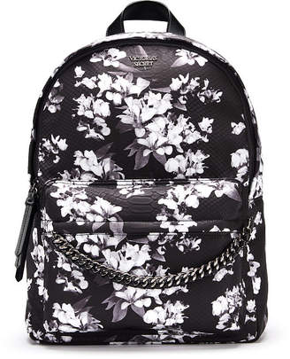 Victoria's Secret Victorias Secret Midnight Blooms City Backpack
