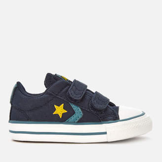 97321d9f5222f3 Converse Toddlers  Star Player 2 Velcro Ox Trainers