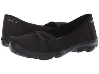 Crocs Busy Day Strappy Flat