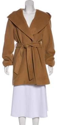 Cinzia Rocca Short Wool Coat