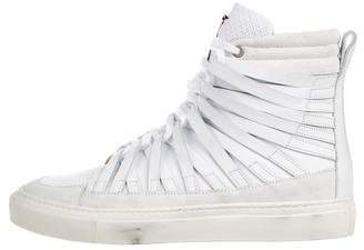 Damir Doma Signature High-Top Sneakers