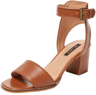 Ava & Aiden Women's Cork Heel Two-Piece Sandal