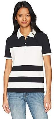 Volcom Junior's Pique Boo 90's Polo Short Sleeve Shirt