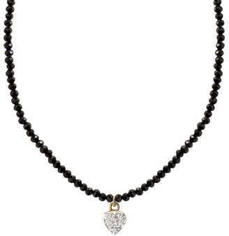 JANE BASCH DESIGNS Jane Basch Diamond Heart Pendant Necklace