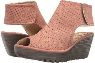 Fly London Yahl700Fly Women's Shoes
