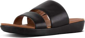 FitFlop Delta Leather Slides