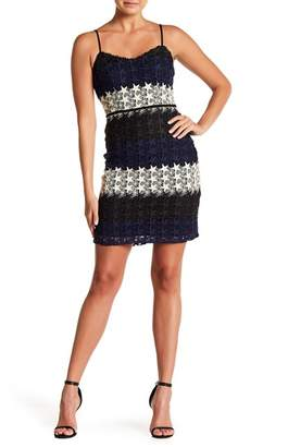 Bebe Star Lace Short Dress