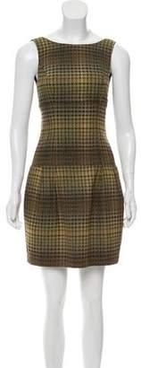 Thread Social Printed Mini Dress