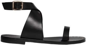 Sarah Summer 10mm Leather Sandals