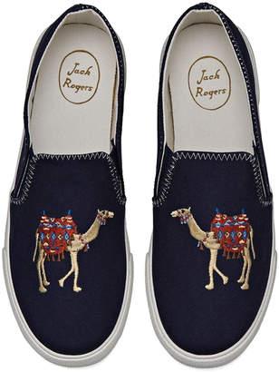Jack Rogers Camel Sneaker