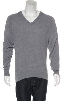 Christian Dior V-Neck Sweater