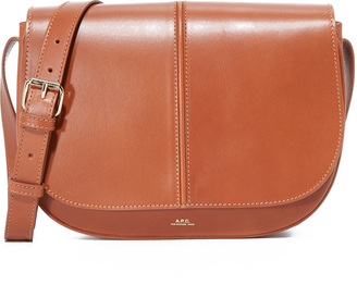 A.P.C. Besace Nelly Bag $560 thestylecure.com