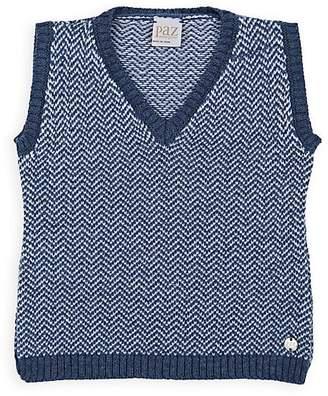 Paz Rodriguez Infants' Wool Sweater Vest
