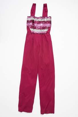 Vintage Loves Vintage 1970s Sequin Jumpsuit