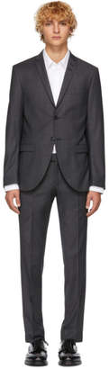 Tiger of Sweden Grey S Jile Suit