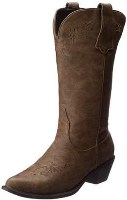 Roper Women's Western Embroidered Fashion Boot Boot 11 B - Medium