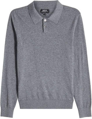 A.P.C. Michel Cotton Pullover