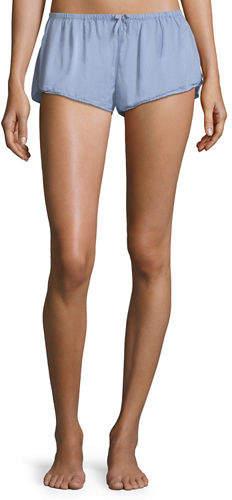 Xirena Shaya Cotton Lounge Shorts