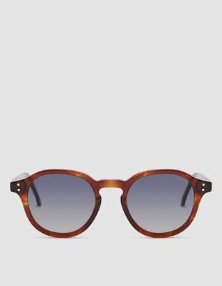 Komono Damien Sunglasses in Bourbon