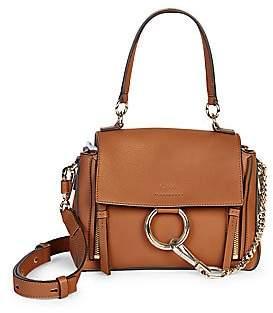Chloé Women's Mini Faye Leather Day Shoulder Bag