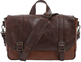 "Moore & Giles Fine Leather Messenger Bag ""Carlton"""