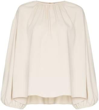 Totême Pomerance blouson sleeve blouse