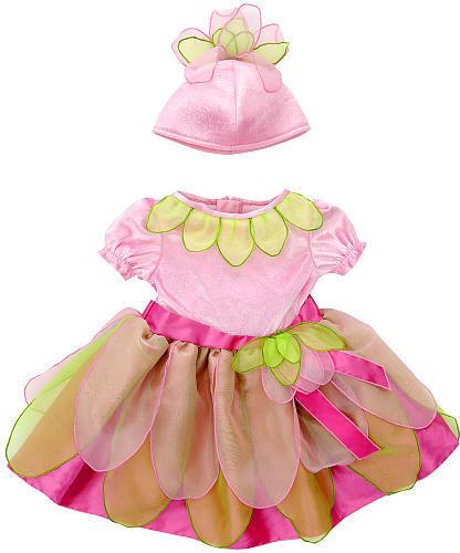 Flower Fairy Halloween Costume (48 Months)