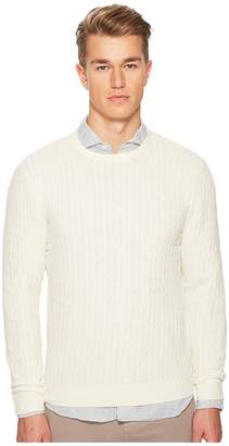 Eleventy Spunia Cable Knit Sweater