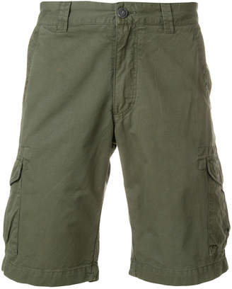Woolrich fitted chino shorts