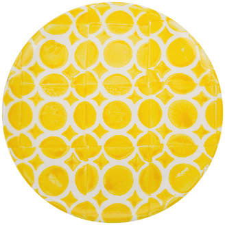 A by Amara - Sugarbush Terracotta Tapas Plate - Yellow