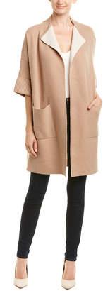 J.Mclaughlin Cashmere & Wool-Blend Coat