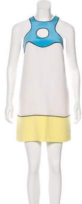 Emilio Pucci Silk-Blend Dress