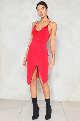Nasty Gal It's that Simple Bodycon Dress