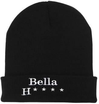 Eleven Paris 11 Bella Embroidered Beanie Hat