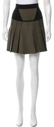 Ohne Titel Paneled Mini Skirt