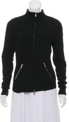 Ralph Lauren Cable-Knit Zip Up Cardigan