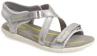 Women's Ecco 'Bluma' Sport Sandal $99.95 thestylecure.com