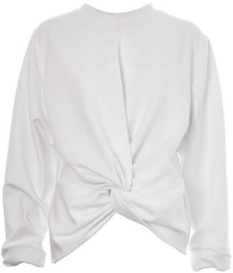 Lilly Sarti Twisted Sweatshirt